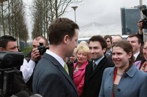 Me and Nick Clegg